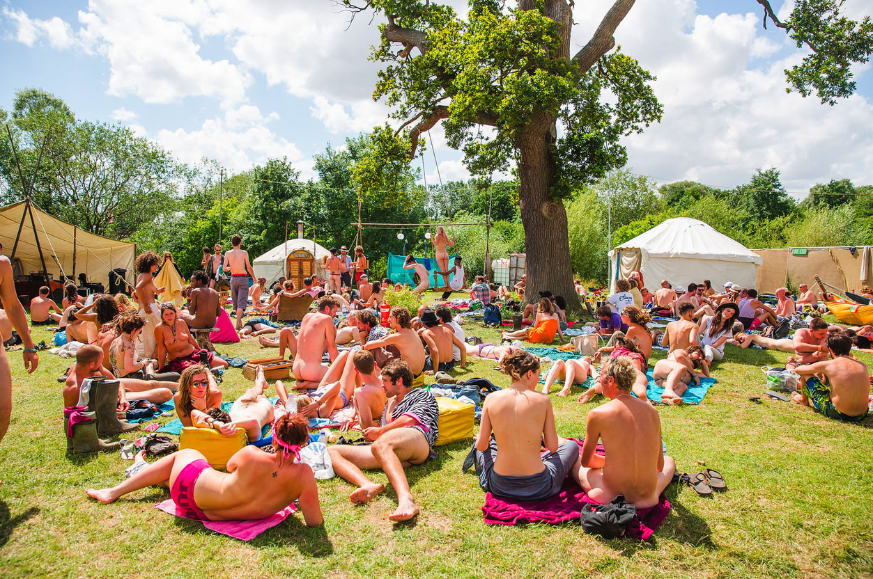 Lost Horizon | Secret Garden Party 2016